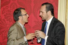El PSM-IV promueve la reprobación de Bauzá y el PP le acusa de «buscar una carnicería»