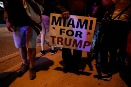 Trump logra el respaldo inesperado entre latinos