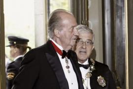 EL REY PRESIDE LA APERTURA DEL AÑO JUDICIAL EN LA SEDE DEL TRIBUNAL SUPREMO
