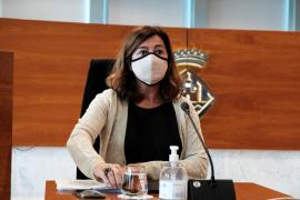 Armengol no cree «justificable» por el momento el confinamiento domiciliario en Baleares