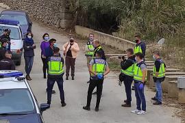 La Policía reconstruye junto al asesino el crimen del Secar de la Real