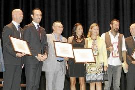 Entrega de premios de la Diada de Mallorca en el Teatre Principal