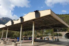 El Consell de Mallorca quitará las casetas de peaje del túnel de Sóller