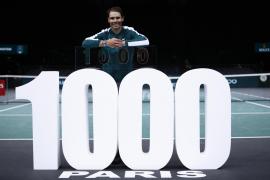 Nadal, sobre sus 1.000 victorias: «Siempre he mantenido la ilusión»
