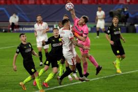 El Sevilla remonta ante el Krasnodar