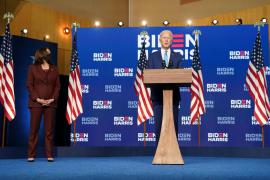 Biden cobra ventaja en la batalla por la Casa Blanca