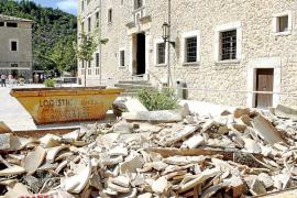 Los daños por el 'cap de fibló' en Lluc ascienden a casi dos millones de euros