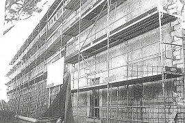 La historia de la compra de Can Gelabert, de interés público