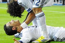 El Madrid tira de la épica