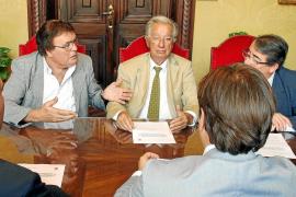 'La Roja' regresará a Son Moix en su ruta hacia Brasil 2014