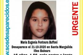 Desaparecida en Santa Margalida una joven de 16 años