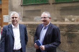 El nuevo partido de Font y Melià aspira a aglutinar el voto de centro moderado