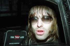 El excantante de Oasis da el espectáculo en el Bernabéu