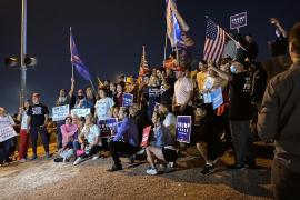 Trump presenta una querella en Nevada para detener el cómputo de los votos