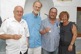 Inauguración de Nils Burwitz