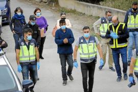 La policía extrema la vigilancia entre las familias tras el homicidio del Secar
