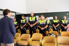"""Isern felicita a la Policía por la """"práctica desaparición"""" de los trileros de la Platja de Palma"""