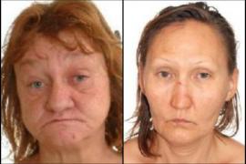 Alertan de la desaparición de dos mujeres en Palma