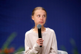 Greta Thunberg se la devuelve a Trump: «¡Relájate, Donald!»