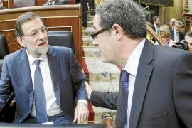 Rajoy se ampara en la Constitución para rechazar el pacto fiscal de Artur Mas
