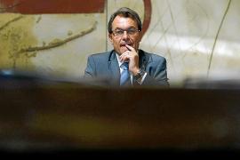 Mas responde a Rajoy: «Catalunya hará su camino si desoye el pacto fiscal»