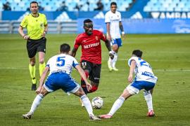 Real Mallorca-Ponferradina: horario y dónde ver el partido