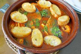 Brodetto: una sopa de 'peix' de Abruzzo
