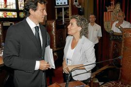 Calvo dejó sin presupuestar 25,1 millones de los 100 que no pagó a proveedores