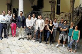 El Casal Solleric apuesta por tres muestras individuales y una colectiva internacional