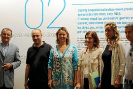El proyecto 'Noves presències' cumple diez años con todos sus participantes