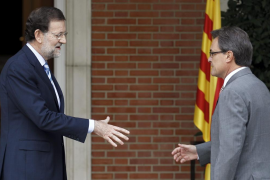 Rajoy a Mas: «No hay margen para un pacto fiscal ni hoy ni mañana ni en unos meses»