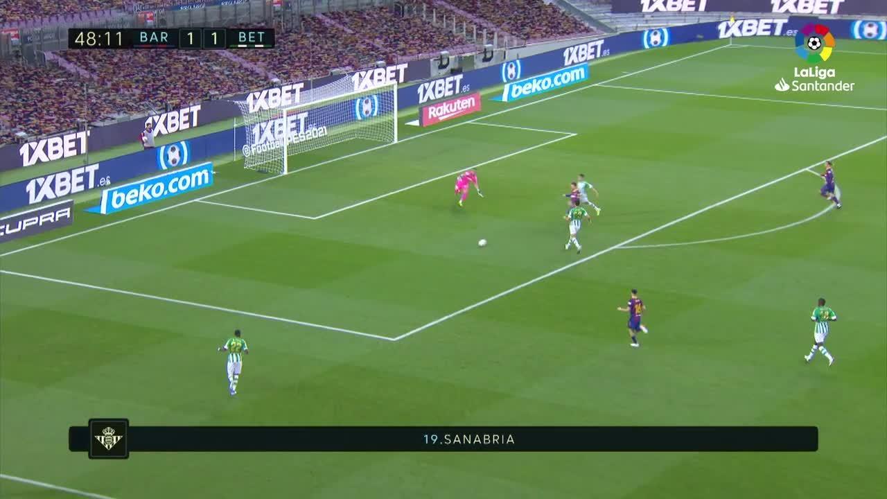 El Barcelona vuelve a ganar cinco jornadas después