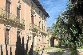 La propiedad del Palau d'Aiamans reclama la expropiación del palacete y de sus jardines