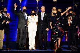 Biden, tras batir a Trump: «Es el momento de sanar Estados Unidos»