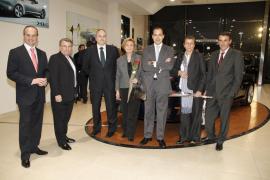 El Grupo Motors Mallorca inaugura un nuevo concesionario de Jaguar