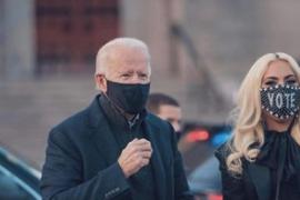 Famosos celebran la victoria de Joe Biden en las redes sociales