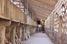 La Fundación Santuario de Lluc adelanta 300.000  euros para las obras de restauración más urgentes