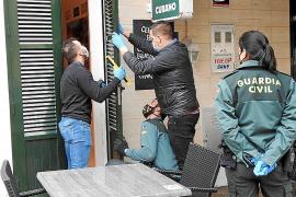 Asaltan de madrugada un bar de Andratx y roban 3.000 euros de las tragaperras