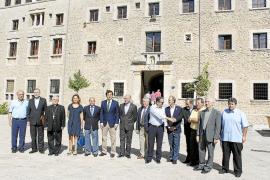 El Patronat avanza 300.000 € para reconstruir el Santuari de Lluc