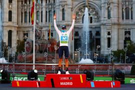 Enric Mas: «Siendo honesto, esperaba más en esta Vuelta»