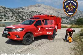 Fallece un excursionista al caer en el Puig de sa Rateta