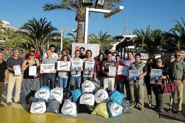 Joventuts Socialistes inicia una recogida de firmas contra la llegada de basura