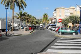 El Ajuntament supedita la peatonalización del Port a los accesos a sa Mola y al párking