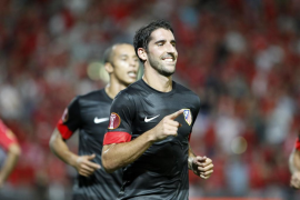 El Atlético ejerce de campeón en Tel Aviv (0-3)