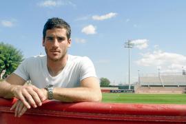Tomer Hemed: «Sueño con jugar en Europa con el Mallorca»