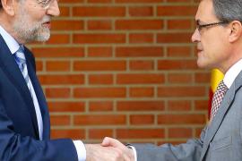 Mas prepara el terreno para un adelanto electoral tras el 'no' de Rajoy