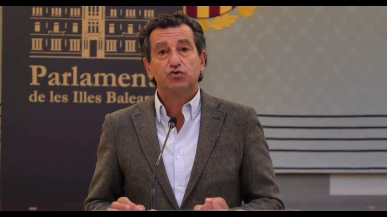 El PP presenta una enmienda a la totalidad de los presupuestos de Baleares porque «son explosivos»