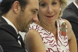 Bauzá se alegra de que Aguirre haya elegido Ibiza para descansar