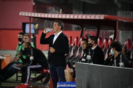 García Plaza: «No le doy importancia a ir segundos»