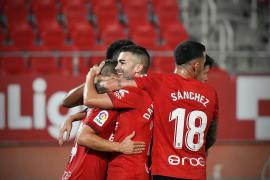 El Mallorca, en puestos de ascenso directo dos años y dos meses después